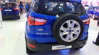 شاهد جناح فورد مصر والسيارات الجديدة كليا فوكس | كوجا | فيوجن 2015  بمعرض اوتوماك  - Ford