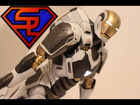 Xxx Mp4 Iron Man 3 Hot Toys Mark XXXIX Starboost Movie Masterpiece 1 6 Scale Collectible Figure Review 3gp Sex