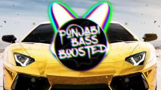 Guccci [BASS BOOSTED] Aarsh Benipal | Deep Jandu | Gucci | Latest Punjabi Songs 2017