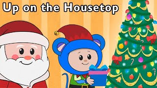 Holiday Speacial | Real Santa Brings Toys and More | Baby Songs from Mother Goose Club!