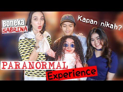 LUNA MAYA NANYA KITA KAPAN NIKAH  | PARANORMAL EXPERIENCE + Nobar Film Sabrina