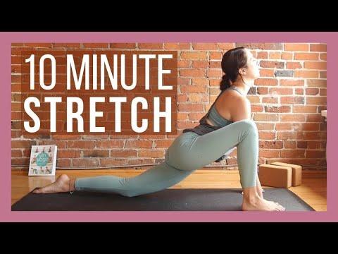 Xxx Mp4 10 Min Morning Yoga Full Body Stretch 3gp Sex