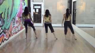 Badi Mushkil Baba Badi Mushkil Dance - by Haseen Dance Company
