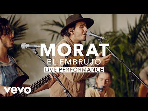 Morat El Embrujo Live Vevo X
