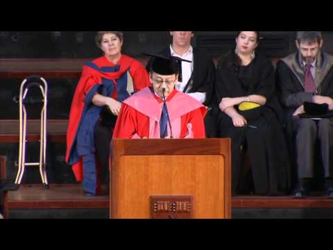 Indonesia's Vice-President returns to UWA for prestigious award
