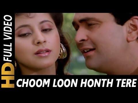 Xxx Mp4 Choom Loon Honth Tere Dil Ki Yahi Khwahish Hai Kumar Sanu Alka Yagnik Shreemaan Aashique Songs 3gp Sex
