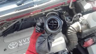 Контрактный двигатель Toyota (Тойота) 1.8 1ZZ-FE   Где купить?   Тест мотора