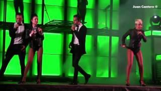 Orquesta Cinema 2016-Momento cumbia-Parga, Lugo ®Juan Cantero