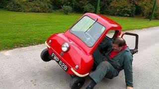 10 Autos Más Extraños Y Raros Del Mundo