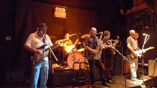 I'm Busted By Route 66 Band @ Club 66 Blues Festival May 5 2012