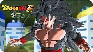 ¿Super Saiyan 7 to Super Saiyan 8 Black Goku Transformation? VS Goku, Vegeta and Whis DBS