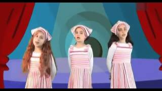Arabic Eid Song for kids by:toyor al janah