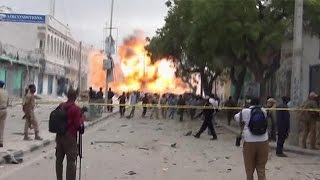 Al Shabaab attack in Somalia
