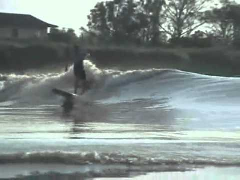 Dare To Surf Batang Lupar Tidal Bore???