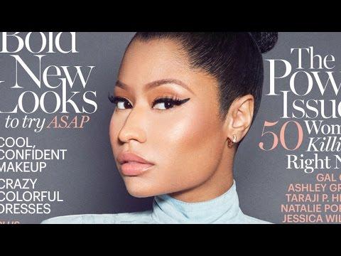 Xxx Mp4 Nicki Minaj SLAMS Kim Kardashian Racists Praises Jay Z Beyonce In Marie Claire Interview 3gp Sex