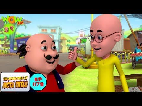 Bahaduri Puraskar - Motu Patlu in Hindi - 3D Animation Cartoon for Kids -As seen on Nickelodeon