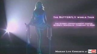 15 Without You - Mariah Carey (live at Sydney)
