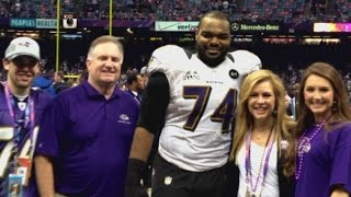 Michael Oher Is Over The Blind Side