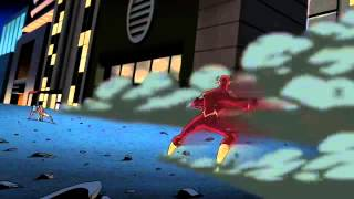 an epic clip from the justice league season 4 ep 12