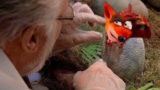 Crash Bandicoot N. Sane Trilogy: Top 10 Secrets & Easter Eggs