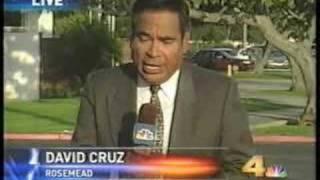 Rosemead High School Pen Bomb newscasts