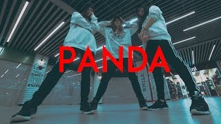 Desiigner - Panda   Hip Hop Dance Video 4K   #PANDA