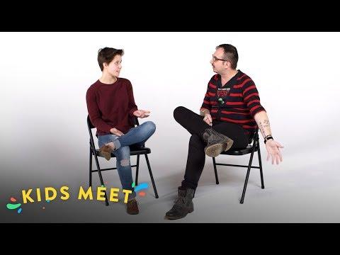 Xxx Mp4 Kids Meet A Gay Conversion Therapy Survivor Kids Meet HiHo Kids 3gp Sex
