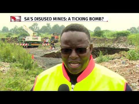Day 3 Boksburg mineshaft search
