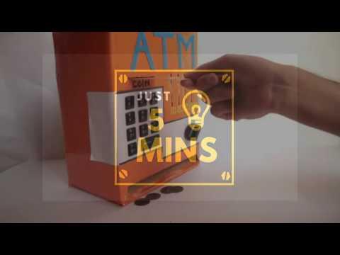 Cajero automatico casero vidoemo emotional for Como cobrar en un cajero automatico