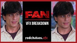 'FAN' VFX Breakdown by redchillies.vfx