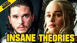 Six Insane GAME OF THRONES Theories