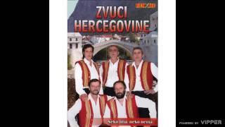 Zvuci Hercegovine - Mani me se zeno Bozija - (Audio 2011)