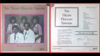 The Helen Hollins Singers / Jesus Is My Friend