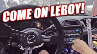We FIXED Leroy! Please let this work...