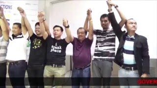 """MAGUINDANAO PROVINCE: GOVERNOR ESMAEL """"TOTO"""" G. MANGUDADTU AND LESTER SINSUAT OFFICIALLY PROCLAIMED"""