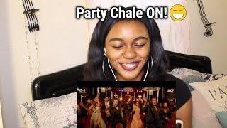 Party Chale On|  Race 3 | Salman Khan | Mika Singh, Iulia Vantur | REACTION