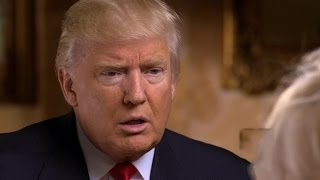 President-elect Trump on protesters, Obama meeting
