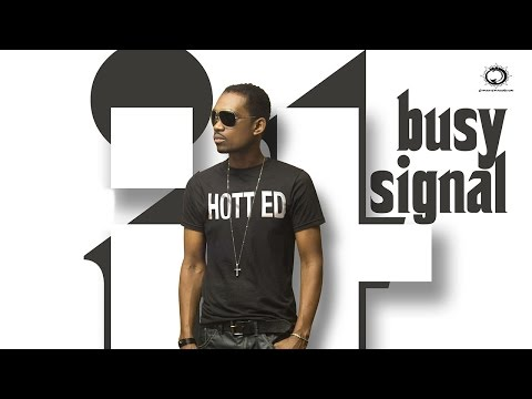 Busy Signal - WhatsApp | Explicit | February 2015