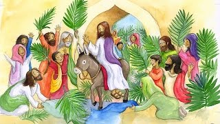 Palm Sunday Video Lesson for Children