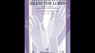 10,000 REASONS (BLESS THE LORD) (SATB)  - Matt Redman/arr. Heather Sorenson