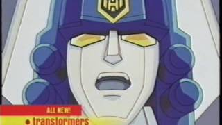 Transformers Robots in Disguise Fox Kids promos (+ Beast Machines launch spots)