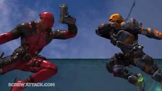 Deadpool VS Deathstroke-Subtitulado Español