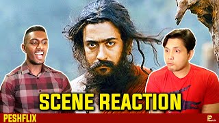 7 Aum Arivu Fight Scene Reaction | Suriya | PESHFlix Entertainment