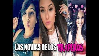 ¿QUIENES SON LAS NOVIAS DE LOS TRAPEROS 2 | ANUEL AA, ÑENGO, ALMIGHTY