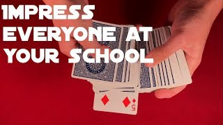 Best Back to School Card Trick!