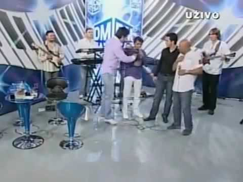 Dzej Ramadanovski ft. Sinan S. & Adil - Ucini mi zivot srecni - (Live) - (TV DM SAT)