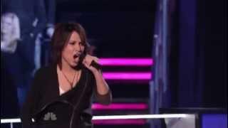 The Voice Season 01: Battle Round Niki Dawson vs. Vicci Martinez - Perfect