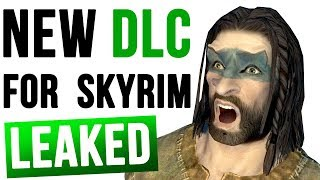SKYRIM New Puzzle Dungeon DLC Leaked for Creation Club (PS4, Xbox One, PC)
