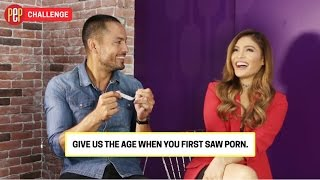 Lovi Poe reveals age she first saw porn
