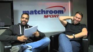 PART ONE - EDDIE HEARN Q & A - WITH KUGAN CASSIUS (APRIL 2015) - INCLUDING TICKET GIVEAWAY / IFL TV